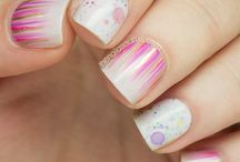 Fun for All Nails: Waterfalls
