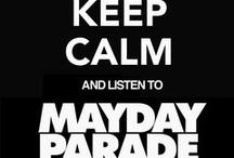 Mayday Parade<3 / by Erin Leavitt