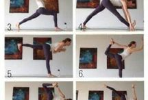 Yoga piernas