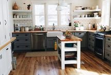 Farm Kitchen reno
