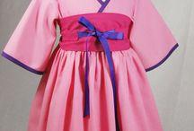 danza kimono