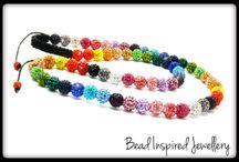 Bead Inspired Jewellery