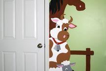 decoração crianças