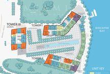 Miami Condo Floorplans / Floorplans for condos in Miami, Coconut Grove and Coral Gables
