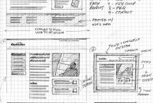Wireframes inspiration
