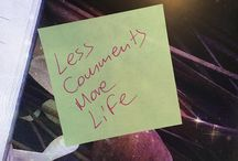 Post It - Short Quotes for Good Life