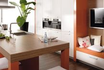 Contemporary kitchens / Luxury German contemporary kitchens supplied by Lime Black
