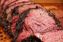 Roast beef recipes/ and or pork