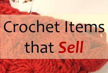 chrochet patterns that sell