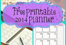 Planning / by Regan Gardner