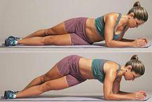 movimentos para perder a barriga