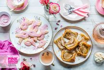 Pink Ribbon Breakfast recipes from Nadia