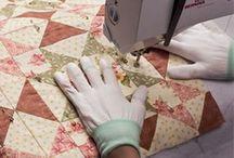håndquilt