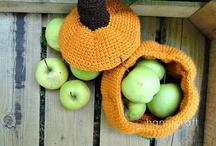 Crocheting FALL