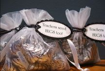 Teacher gifts / by Stacy 'Swift' Muehlemann