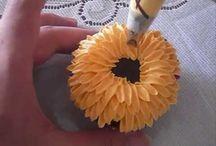 kwiaty buttercream