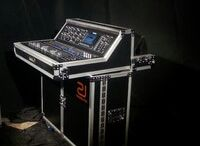Flight case, hardcase, mixer m32. x32