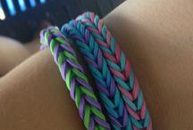 Bracelets ect