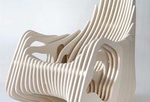 bujaki / rocking chair riserdż