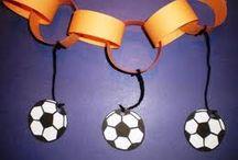 Voetbal gekte