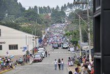 Desfile Cívico 2015 / Desfile cívico do Aniversário de Bofete 135 anos
