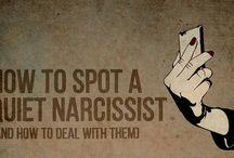 Spotting a narcissist