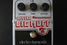 Effects / Sound effects, effect pedals