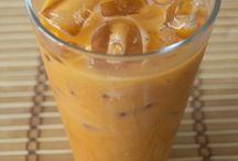 Delicious Thai Drinks
