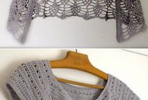 Crochet - Cardigans