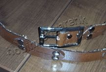 Deri Kemer -- Leather Belt