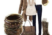 Fashion file  / by Pennie Clarke