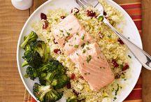 Pinterest Cookbook: Fish