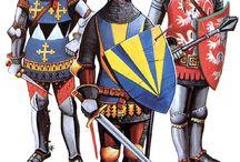 armure guerre de cent ans