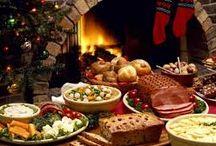 kerst maaltijden / lekker kerst maaltijden voor je vrienden en familie