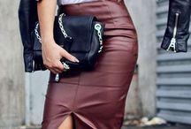 pensil skirt