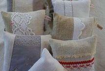 Pillow crochet