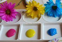 Preschool - Spring / by Toni Brazil
