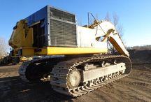 2005 Komatsu PC750LC-7 Excavator / 2005 Komatsu PC750LC-7 Excavator