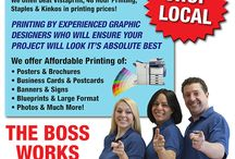 Poster Design / Reaching customers through magazine ads, newspaper ads, posters, and billboards is a crucial goal for any company and a graphic designer is invaluable in this area. We can create advertisements that incorporate your visual brand, convey your key messages, and drive customers to your doors.