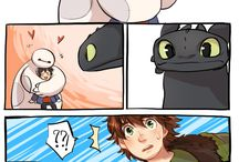 toothless baymax