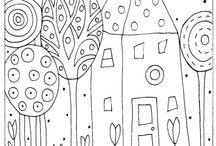 desenhos p/Clara