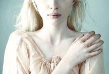 Albino Beauties