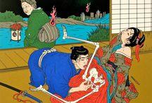 Toshio Saeki - godfather of japanese erotic horror