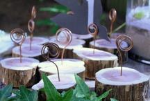 wedding - forest