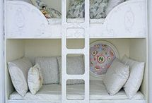 Alcove and bunk beds