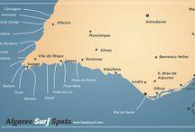Surf Spots / #Surfspots #Surf #Surfing #Spots