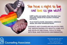 Gay, Lesbian and Transgender Counseling