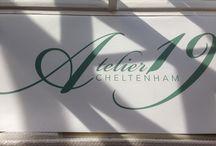 Atelier 19 Cheltenham / My new shop