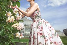 Flowers & Dresses