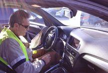 Manheim Subastas Físicas de coches / Imágenes de las subastas de vehículos de ocasión organizadas por Manheim en toda España, para público profesional. Subastas de coches.